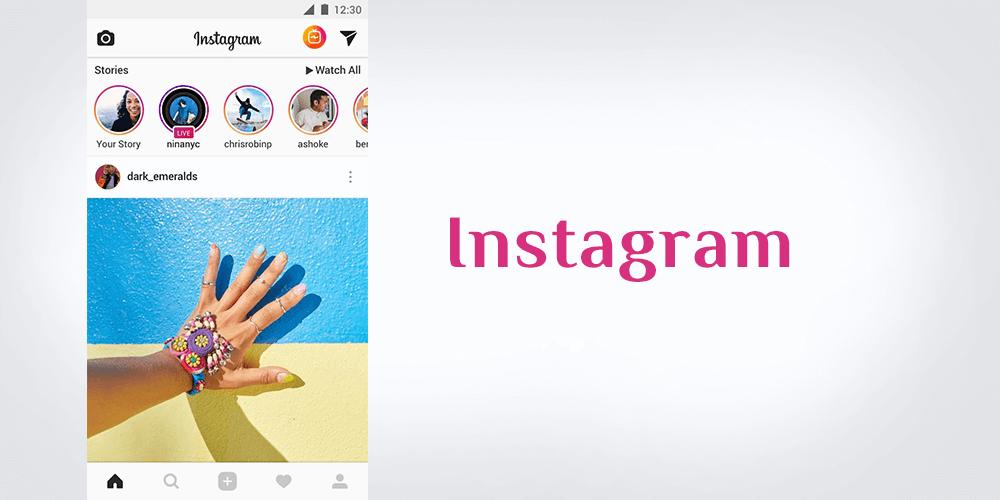انستقرام عربي Instagram
