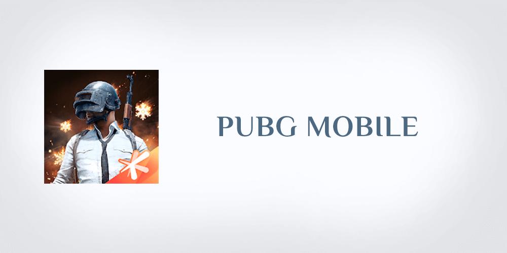 ببجي موبايل PUBG MOBILE
