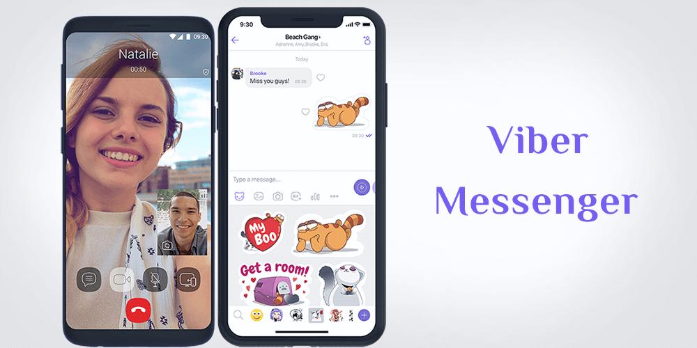 برنامج فايبر Viber Messenger