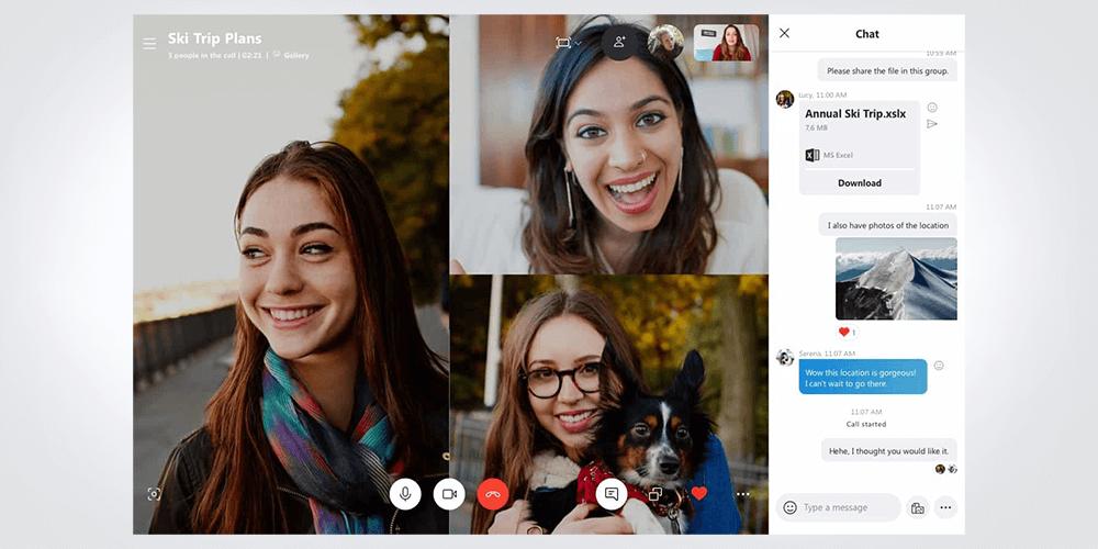 سكايب Skype