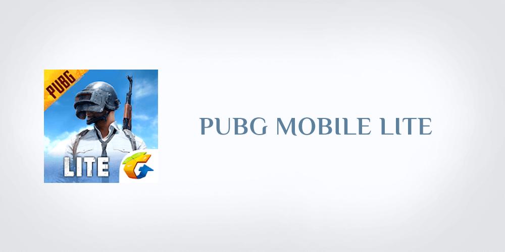 تحميل ببجي موبايل لايت PUBG MOBILE LITE