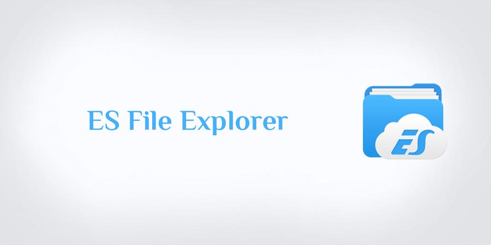 تحميل مدير الملفات فايل اكسبلورر ES File Explorer Pro APK File Manager